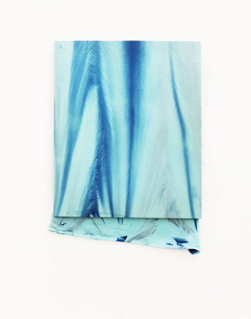 stopping-symplegades-a-dove_2016_cyanotype-exposure-on-silk_60x80cm_ok11
