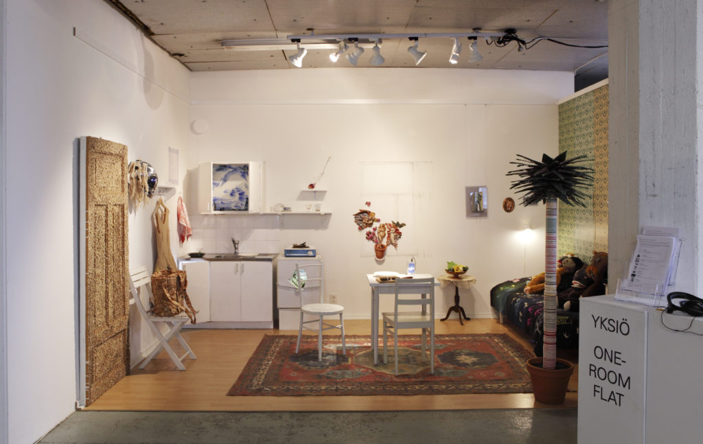 One Room Flat Independent Collective And Mysterious