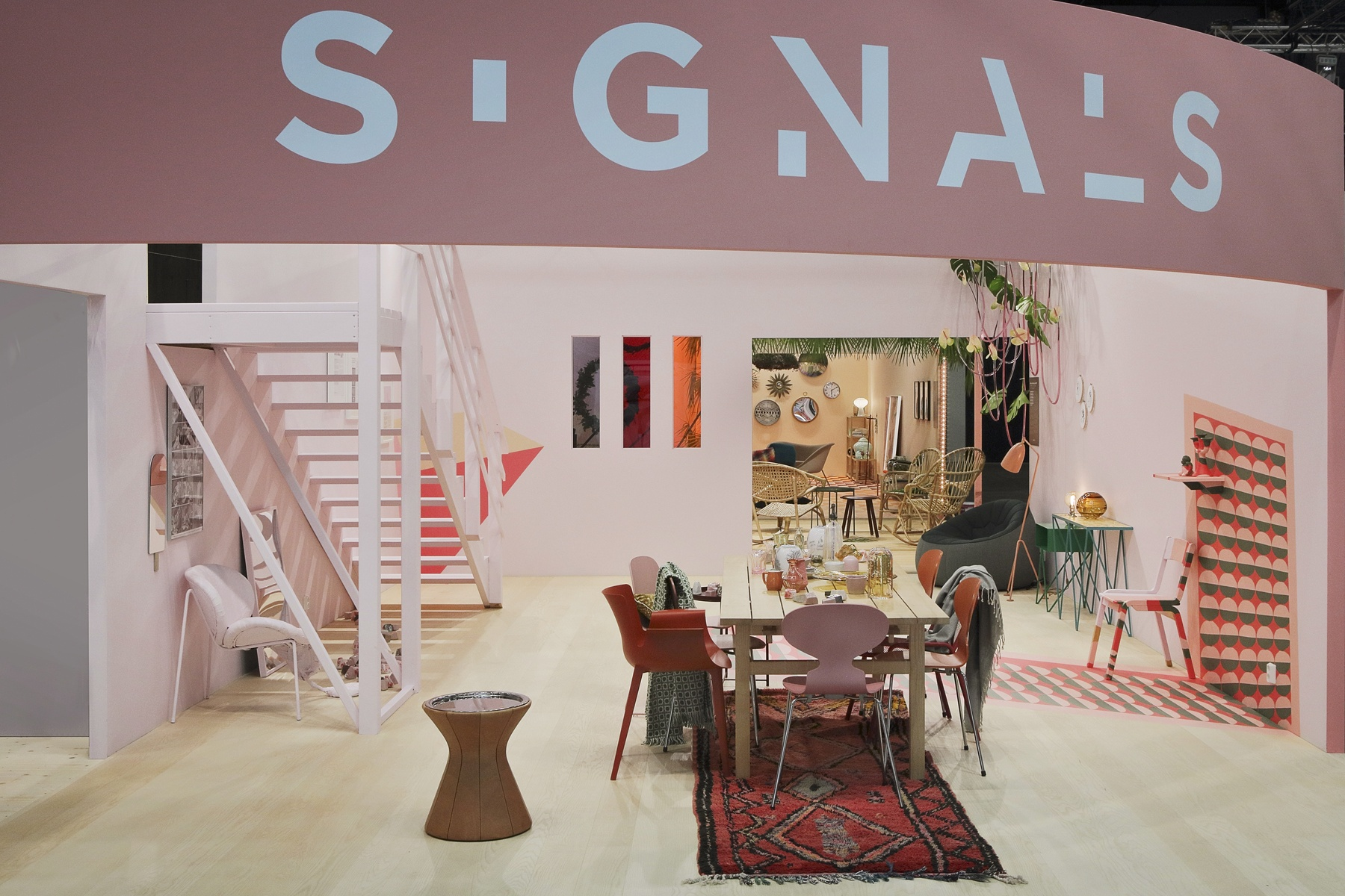 Signals Trend Exhibition at Habitare 2017