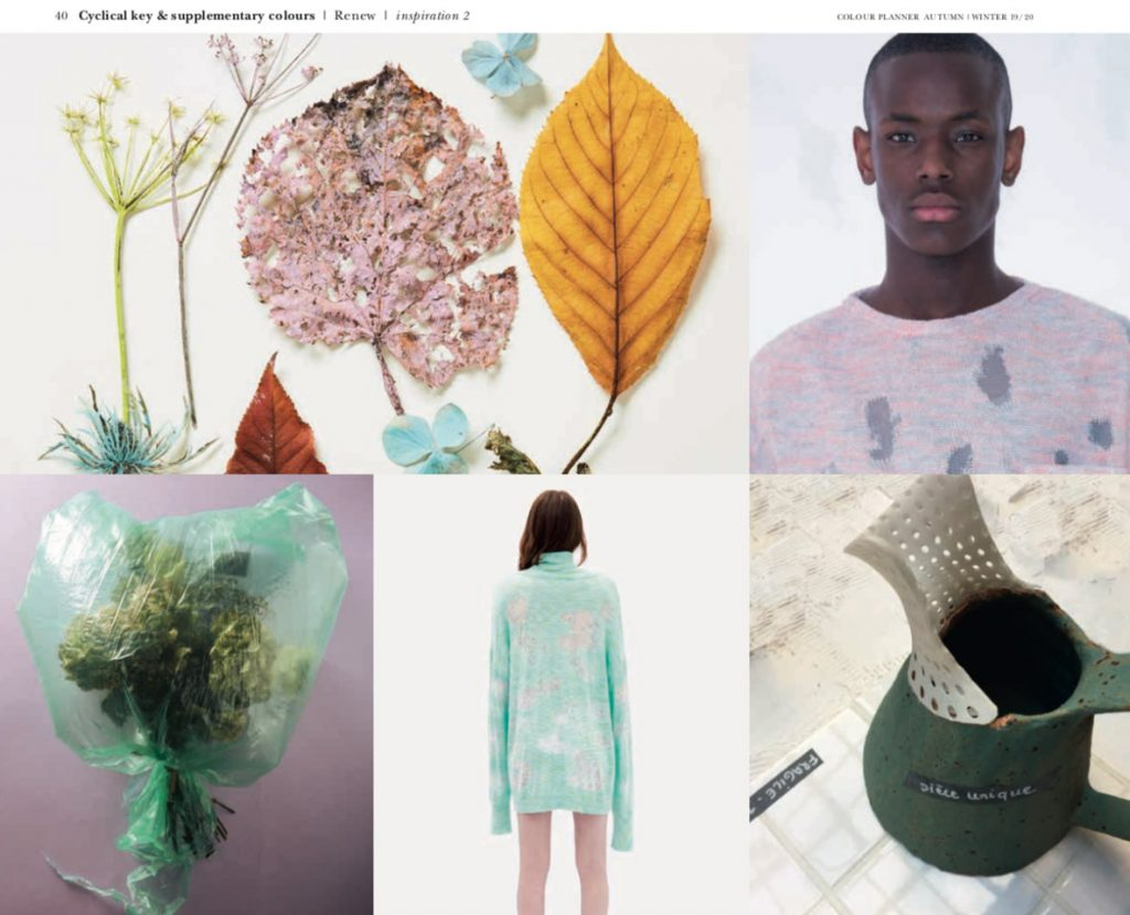 THE CIRCLE – Colour Trends AW 2019-20 | AROUND Journal