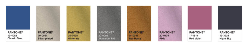 DESERT TWILIGHT PALETTE - Pantone Color of the Year 2020