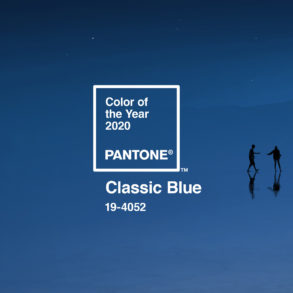 Pantone Color of the Year 2020: Classic Blue 19-4052