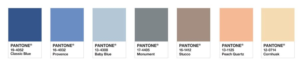 PONDER PALETTE - Pantone Color of the Year 2020