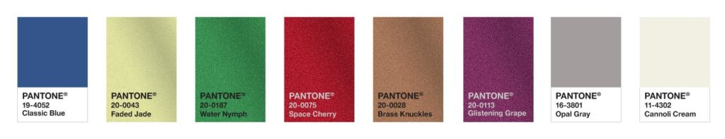 UNTRADITIONAL PALETTE - Pantone Color of the Year 2020